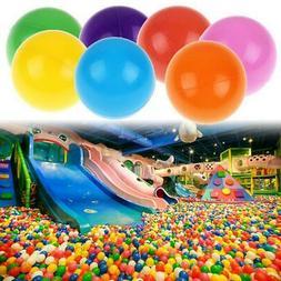 200Pcs 5.5/7/8cm Colorful PE Ocean Ball Soft Baby Kids Funny