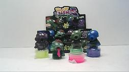 12pc mud zombies toys suck and spray