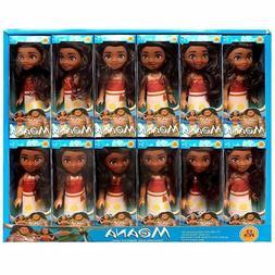 16cm 6'' Baby Kid Child Disney Princess Moana Mini Action Fi