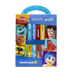 1st library disney pixar