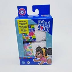 2 Pack Lot Baby Alive Doll Diaper Refill 8 Diapers
