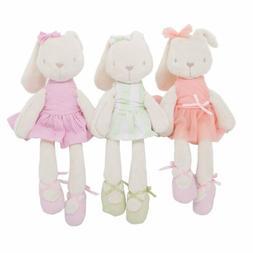 2019 Bunny Soft Plush Toys Rabbit Stuffed Animal Baby Kids Sleeping Doll Gifts