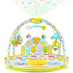 NEW 2019 Baby Gym Kick and Play Piano Activity – 0m+ Large