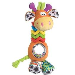 3-6 Month Old Toys 12 24 Boy Girl Baby Rattles STEM Shower G