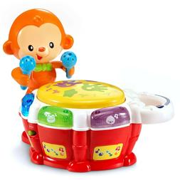 3-6 Month Old Toys Toddler Age 1 2 3 Monkey Drum Baby Intera