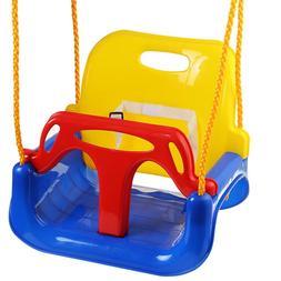3 in 1 Multifunctional Baby Swing Hanging Basket Outdoor Kid