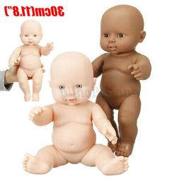 30cm Lifelike Reborn Baby Soft Vinyl Newborn Doll Baby Toys