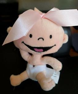"Big Dot Of Happiness 4"" Cuteseey Plush Infant's Rattle Bab"