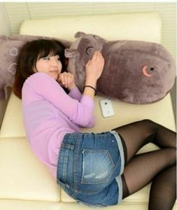 47 huge madagascar hippo throw pillow pets
