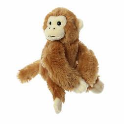 "5"" Aurora World Wristamals  Plush - Monkey"