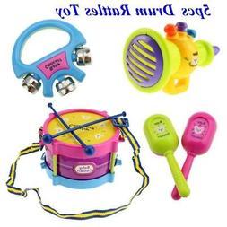 5pcs/Set Baby Kids Toddler Developmental Educational Toy Inf