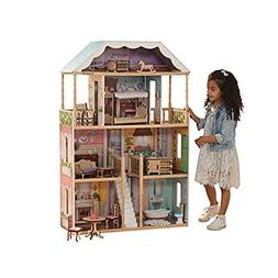 KidKraft 65956 Charlotte Dollhouse with Ez Kraft Assembly Do