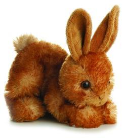 """Aurora Bitty Bunny 8"""" Mini Flopsie  #31182 Stuffed Animal To"""