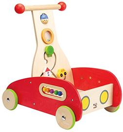 Award Winning Hape Wonder Walker Push and Pull Toddler Walki