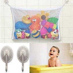 Baby/Toddler Bath Tub Toys Organizer/Storage - Durable Desig