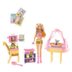 Barbie - I Can Be - Zoo Doctor Set