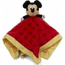 "Disney Baby Mickey Mouse Blanky & Plush Toy, 13"""