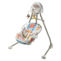 Fisher-Price Cradle-N-Swing Fun Park