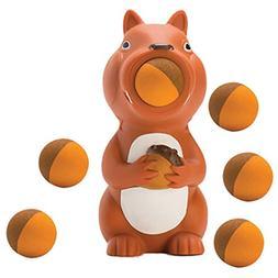 Hog Wild Toys Squirrel Popper