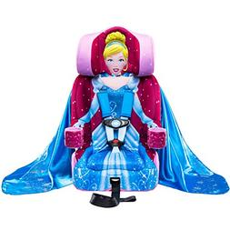 KidsEmbrace 2-in-1 Harness Booster Car Seat, Disney Princess