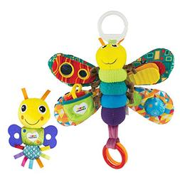 LAMAZE - Freddie The Firefly Gift Set, Play with Sound and T