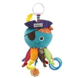 Lamaze Early Development Toy, Captain Calamari NewBorn, Kid,