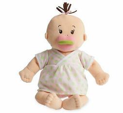 Manhattan Toy Baby Stella Sweet Sounds Soft First Baby Doll