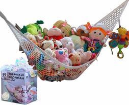 MiniOwls STORAGE HAMMOCK XL Toy Organizer  De-cluttering Sol