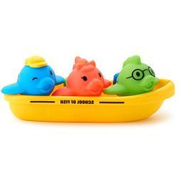 Munchkin Bath Toy, School of Fish