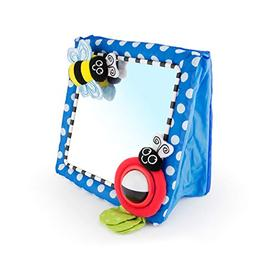 Sassy Inspire Vision Crib and Floor Mirror