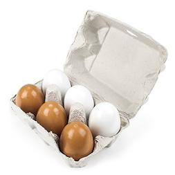 Wood Eats! Eggcellent Eggs with Real Carton by Imagination G