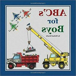ABC's for Boys (Alphabet Book, Baby Book, Children's Book,..