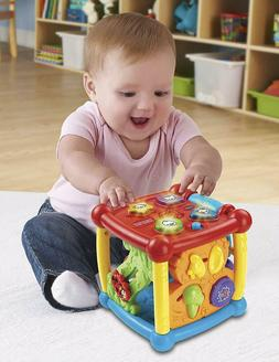 VTech Activity Cube Developmental Sit Up Toy 6 Months Infant