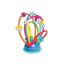 Manhattan Toy Activity Loops Teether & Early Development Bab
