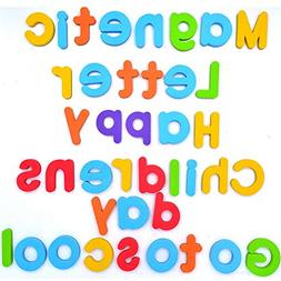 Alphabet Magnets, Magnetic Letters and Numbers for Toddlers,
