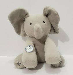 Animated Flappy the Elephant Plush Sing & Play Toy 4053934 B