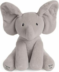 GUND Baby Animated Flappy The Elephant Plush Toy - 4053934