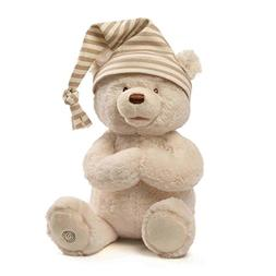 GUND Animated Goodnight Prayer Bear