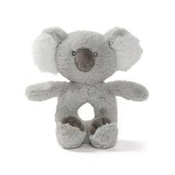 "Baby GUND Toothpick Koala Rattle Plush Stuffed Animal 7.5"","