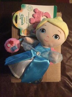 Disney Baby Activity Toy Princess Cinderella Multi-sensory C