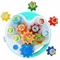 Baby & Toddler Toys Einstein Symphony Gears Musical Lights M