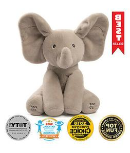Baby Animated - Flappy The Elephant - Plush Toy