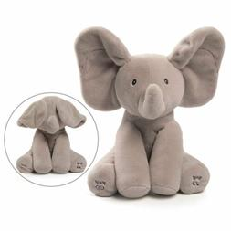 Gund Baby Animated - Flappy The Elephant - Plush Toy