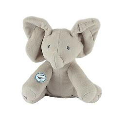 GUND Baby Animated Flappy The Elephant Plush Toy Gray Freesh
