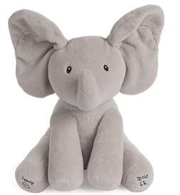 Baby GUND Animated Flappy the Elephant Stuffed Animal Plush,