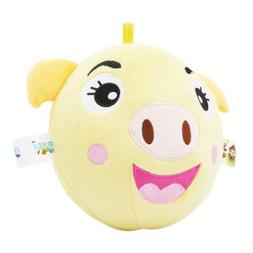 Baby Appease Toy For Car Baby Stroller Crib Ball Cartoon Ani