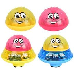 baby bath toy spray water induction sprinkler