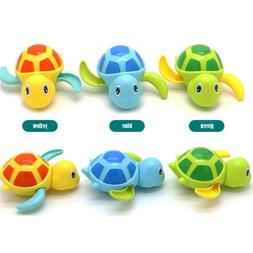 Baby Bath Toys Clockwork Turtle For Toddlers Boys Girls Summ