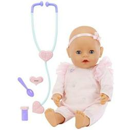 "Baby Born Mommy Make Me Better Doll, Blue Eyes Toys "" Games"