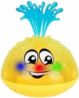 baby children spray water squirt bath toy
